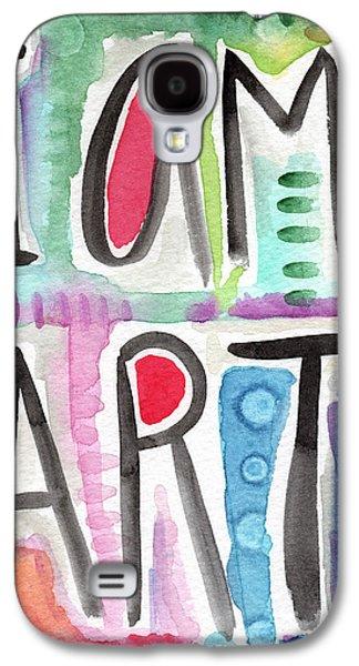 I Am Art Galaxy S4 Case