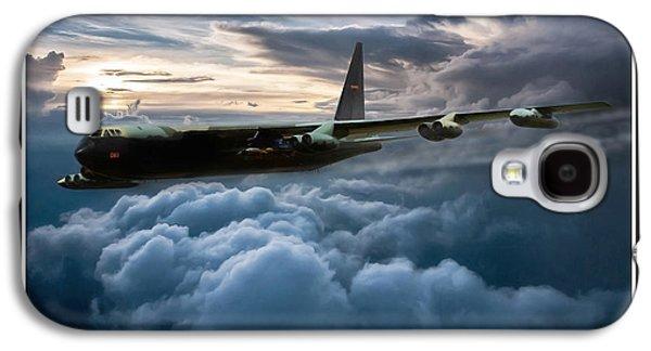 I Am Legend B-52 V2 Galaxy S4 Case by Peter Chilelli