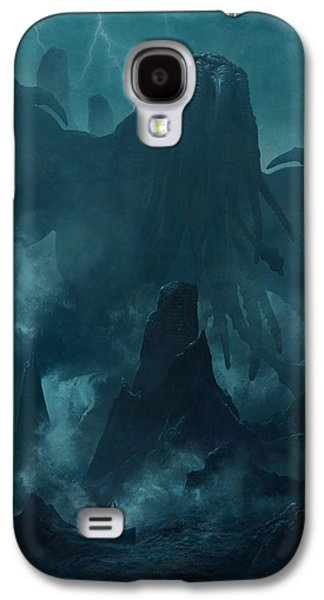 I Am Providence Galaxy S4 Case by Guillem H Pongiluppi