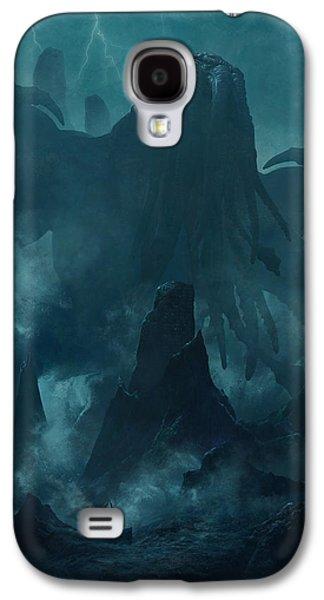 Boston Galaxy S4 Case - I Am Providence by Guillem H Pongiluppi