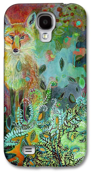 I Am The Forest Path Galaxy S4 Case by Jennifer Lommers