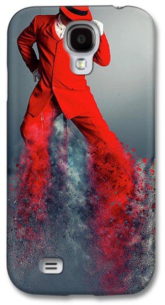 I Can Boogie Galaxy S4 Case by Nichola Denny