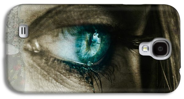 I Cried For You  Galaxy S4 Case
