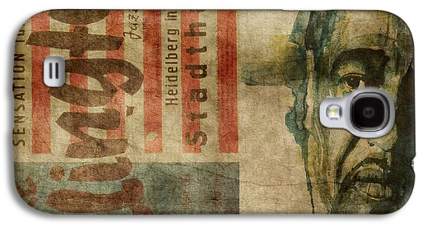 I Got It Bad , And That Ain't Good Galaxy S4 Case by Paul Lovering