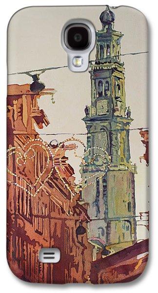 I Heart Amsterdam Galaxy S4 Case