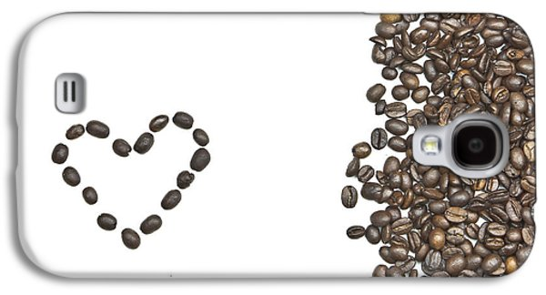I Love Coffee Galaxy S4 Case