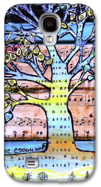 I Love Trees Galaxy S4 Case