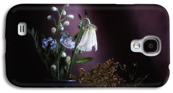 I Once Was Beautiful Galaxy S4 Case by Tom Mc Nemar