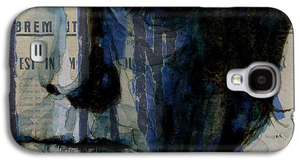 Layers Galaxy S4 Case - I Read The News Today Oh Boy  by Paul Lovering