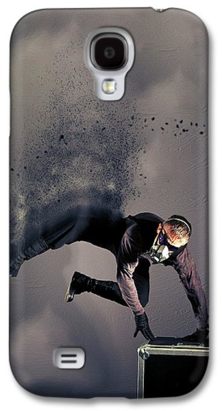 I - S P Y Galaxy S4 Case by Nichola Denny