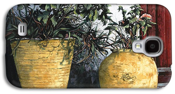 Vase Galaxy S4 Case - I Vasi by Guido Borelli