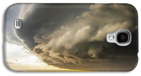 Nebraskasc Galaxy S4 Case - I Was Not Even Going To Chase This Day 020 by NebraskaSC