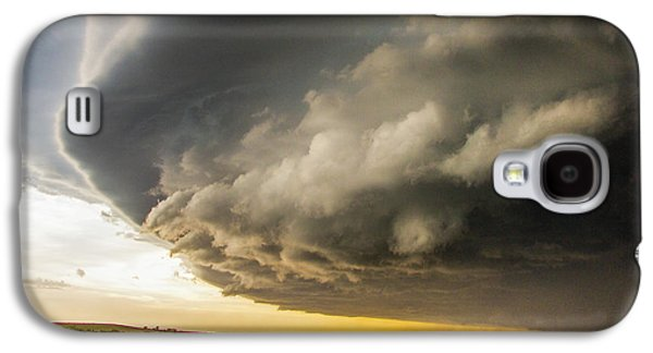 Nebraskasc Galaxy S4 Case - I Was Not Even Going To Chase This Day 021 by NebraskaSC