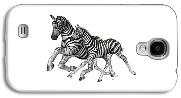 I Will Take You Home Galaxy S4 Case by Betsy Knapp