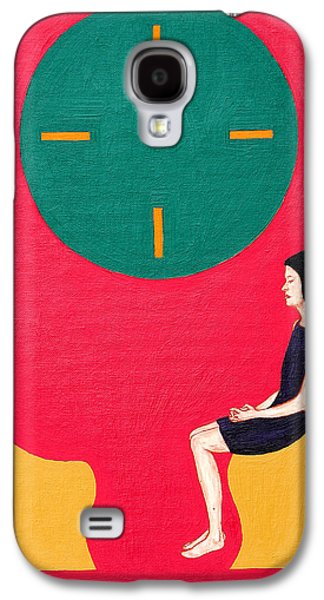 I Will Wait Forever Galaxy S4 Case