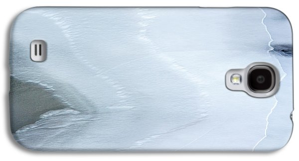 Ice Abstract 3 Galaxy S4 Case