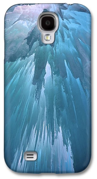 Ice Cavern Galaxy S4 Case