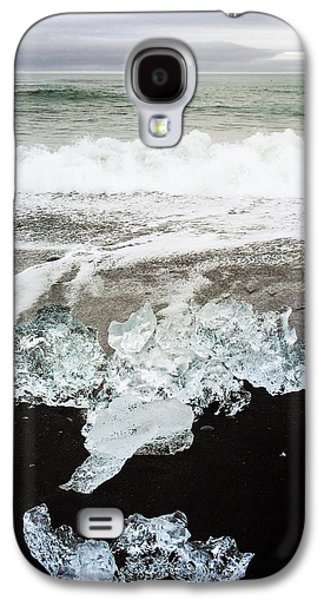 Cool Galaxy S4 Case - Ice In Iceland by Matthias Hauser