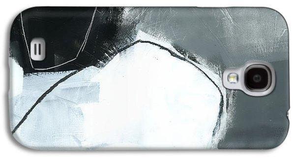 Ice Jam #1 Galaxy S4 Case by Jane Davies