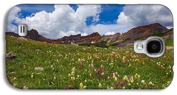 Ice Lake Meadow Galaxy S4 Case by Darren White