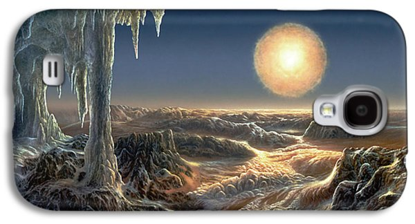 Ice World Galaxy S4 Case by Don Dixon
