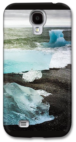 Cool Galaxy S4 Case - Iceberg Pieces Jokulsarlon Iceland by Matthias Hauser