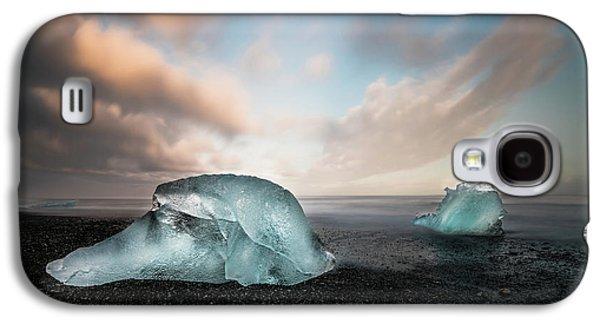 Iceland Glacial Ice Galaxy S4 Case