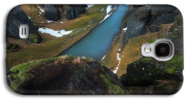Iceland Gorge Galaxy S4 Case