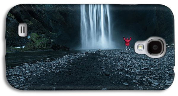 Iceland Waterfall Galaxy S4 Case