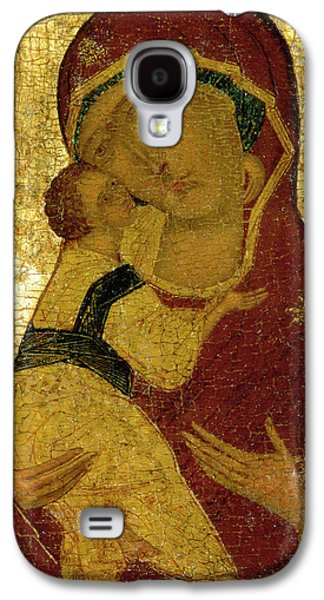 Icon Of The Virgin Of Vladimir Galaxy S4 Case by Moscow School