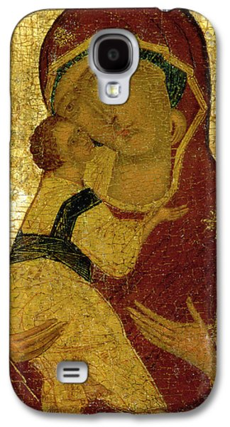 Icon Of The Virgin Of Vladimir Galaxy S4 Case