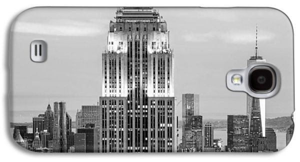 Empire State Building Galaxy S4 Case - Iconic Skyscrapers by Az Jackson