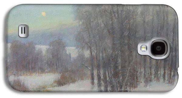 Icy Evening Galaxy S4 Case