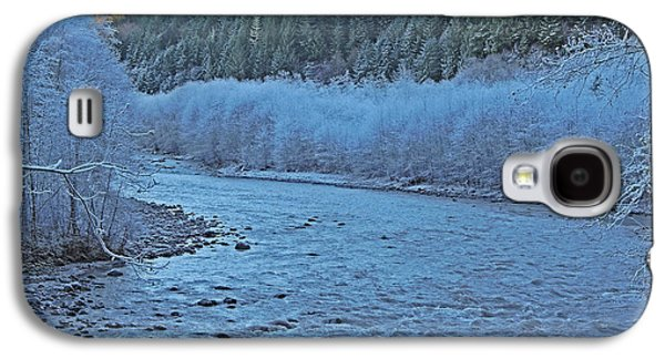 Icy River Galaxy S4 Case