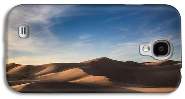 Desert Galaxy S4 Case - I'd Walk A Thousand Miles by Laurie Search