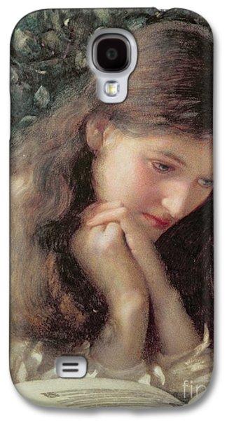 Idle Tears Galaxy S4 Case by Edward Robert Hughes