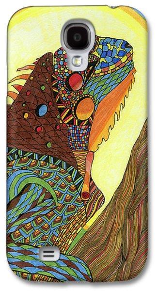 Iguana Galaxy S4 Case