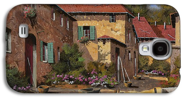 Il Carretto Galaxy S4 Case by Guido Borelli