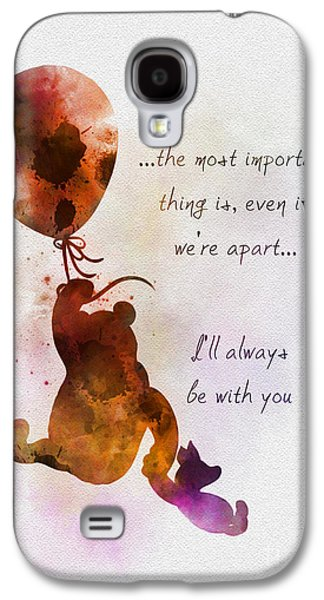 I'll Always Be With You Galaxy S4 Case