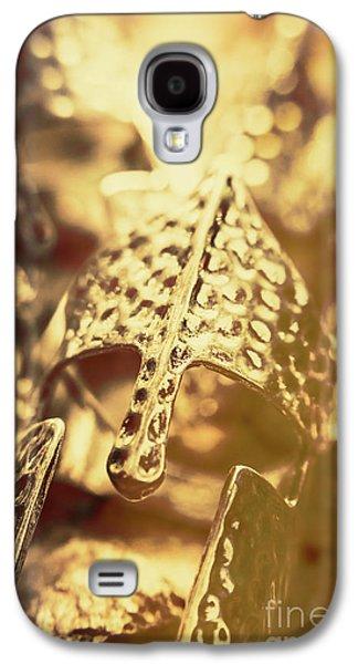 Knight Galaxy S4 Case - Illuminating The Dark Ages by Jorgo Photography - Wall Art Gallery