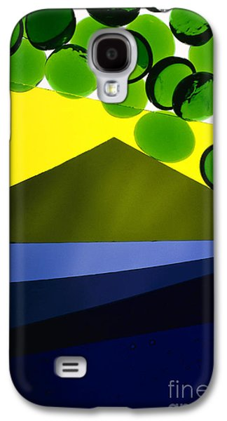 Illuminations 82 Galaxy S4 Case by Barbara Chase