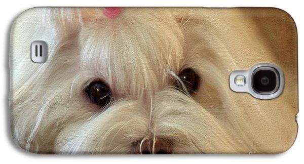 I'm Listening Galaxy S4 Case by Lois Bryan