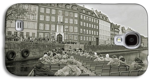 I'm Not A Tourist In Nyhavn Galaxy S4 Case