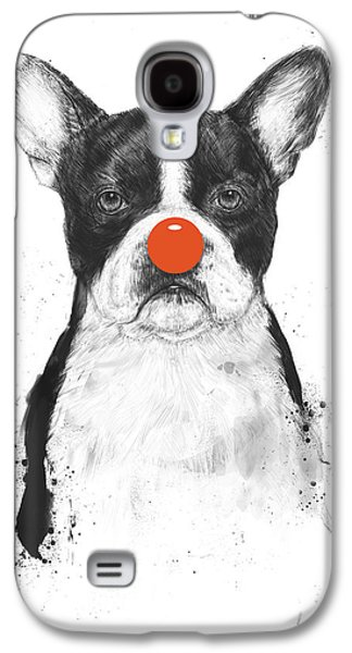 I'm Not Your Clown Galaxy S4 Case