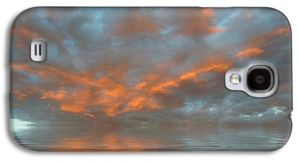 Impact Galaxy S4 Case by Jerry McElroy