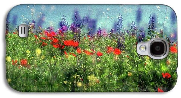 Impressionistic Springtime Galaxy S4 Case