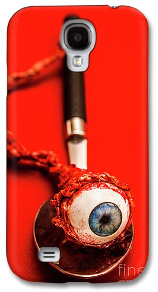 In A Place Far Far Away. They Eat Us Galaxy S4 Case by Jorgo Photography - Wall Art Gallery