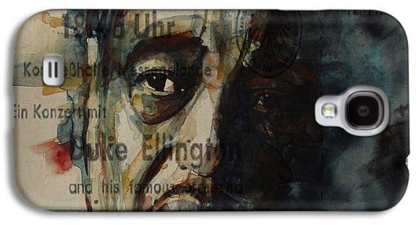 In A Sentimental Mood Duke Ellington Galaxy S4 Case by Paul Lovering