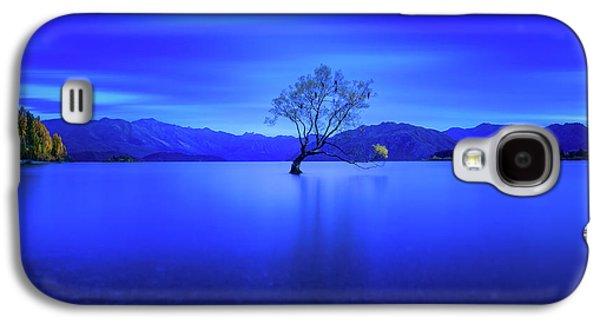 In A World Of My Own Galaxy S4 Case by Kumar Annamalai
