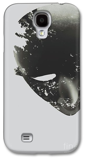 In Creation Of Thought  Galaxy S4 Case by Jorgo Photography - Wall Art Gallery
